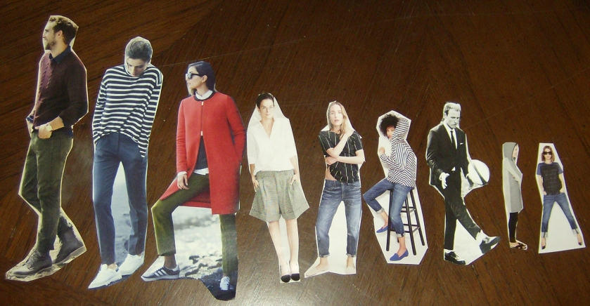 Possible J.Crew model tenants for my mid century marvel. Photo by Holly Tierney-Bedord. All rights reserved.