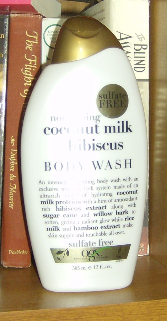Bodywash. Photo by Holly Tierney-Bedord. All rights reserved.