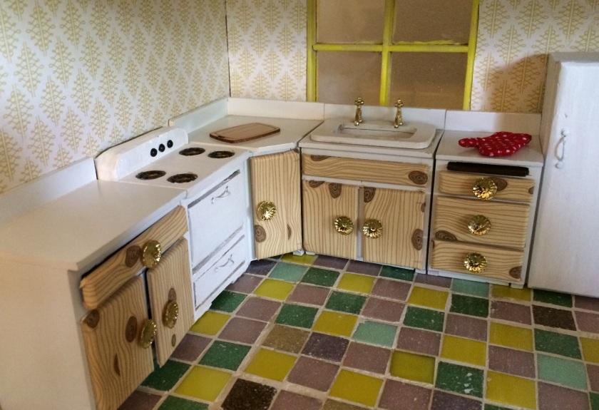 """Kitchen """"after"""""""