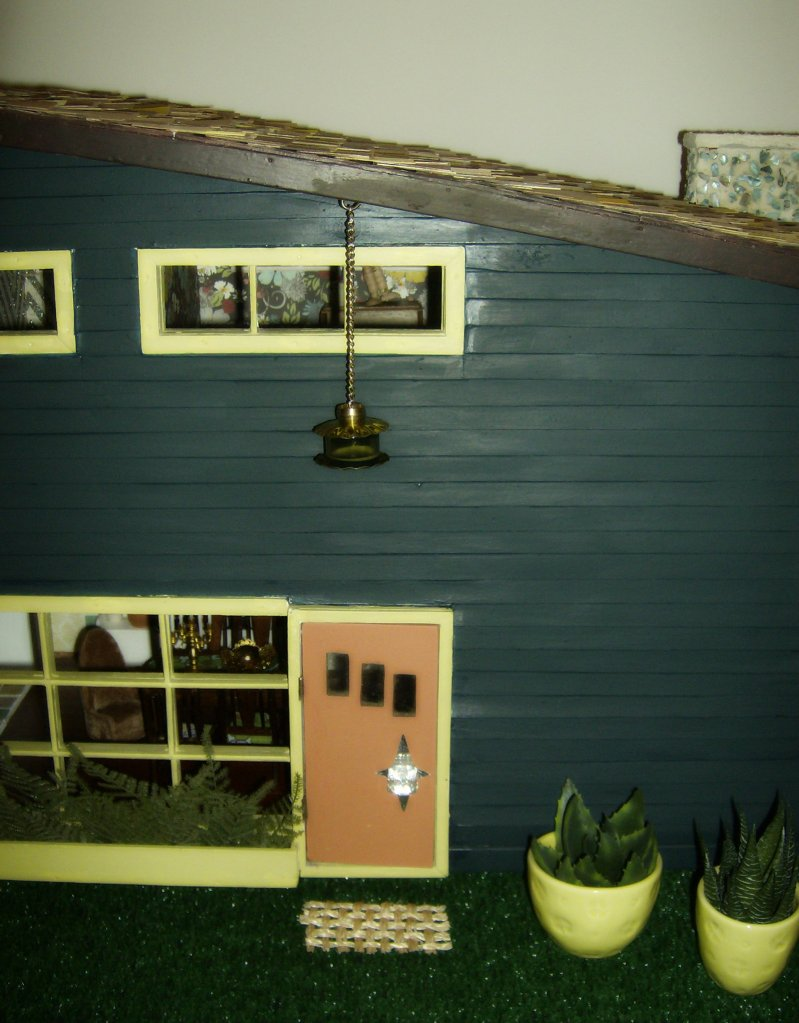 Sneak peek of my mini house. Photo by Holly Tierney-Bedord. All rights reserved.
