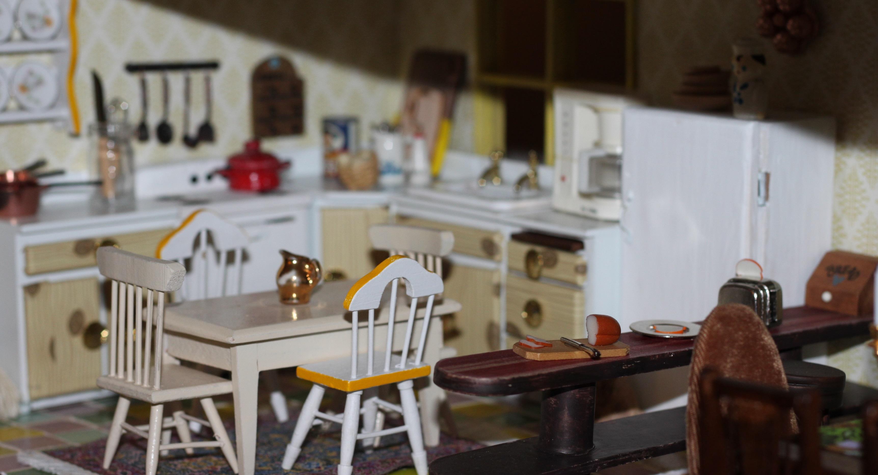 Blogs About Miniatures Flipthis Mini House