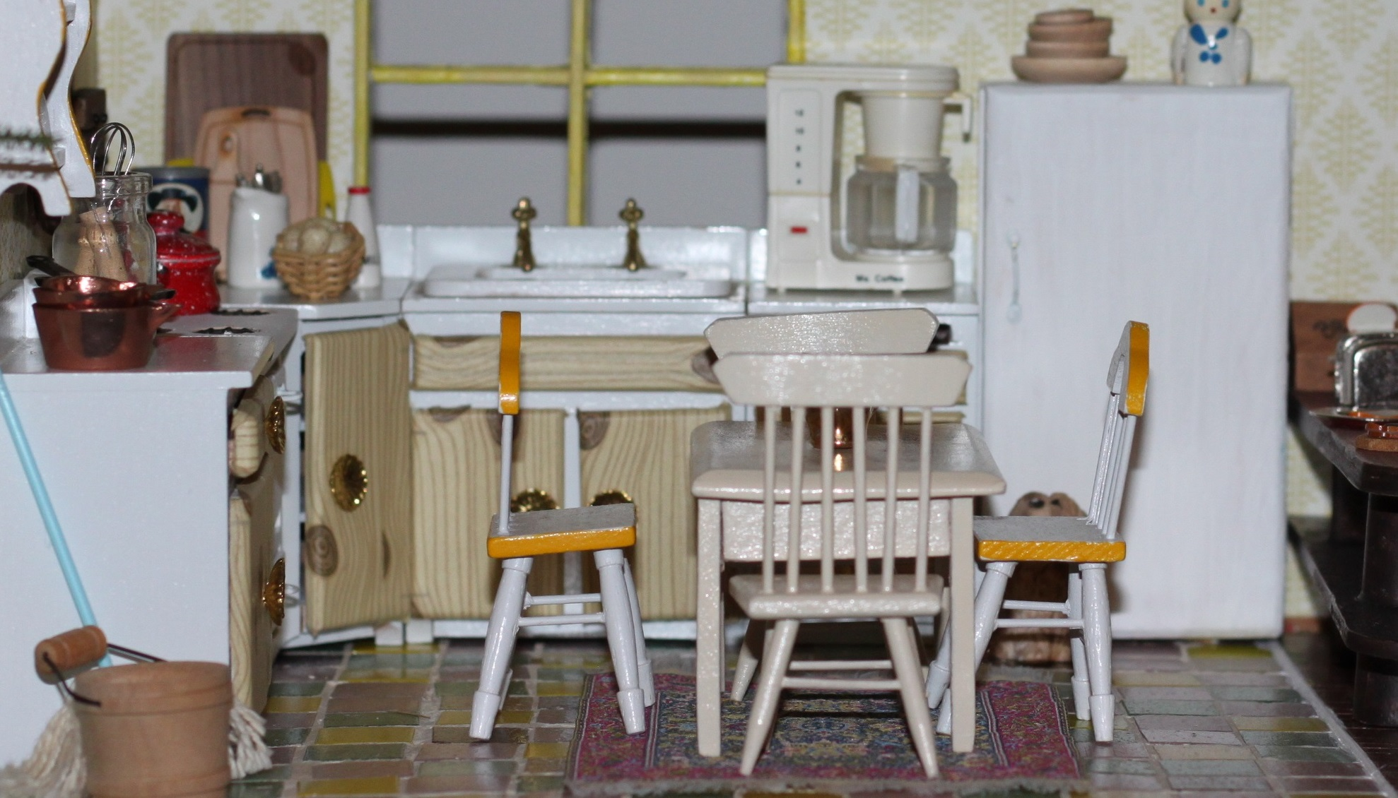 Cooking Doll House